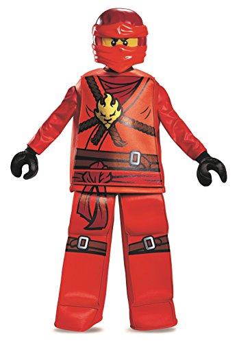 LEGO Ninjago Kai Prestige - Disfraz