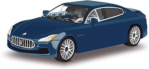 Cobi COB24563 Maserati - Quattroporte Ladrillo Construido Modelo Kit