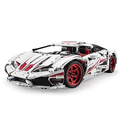 ColiCor Technic Modelo de Coche Deportivo, 1696pcs Juego de construcción de Technic Coche Deportivo Bloques para Lamborghini Racing Car, Compatible con Lego