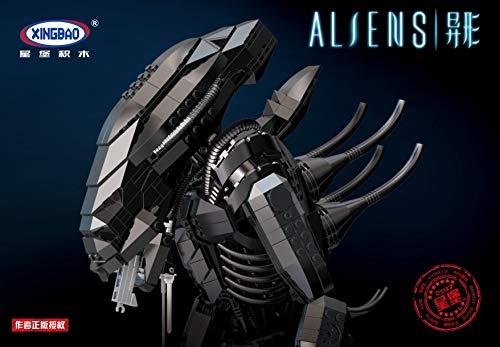Xingbao Alien para Montar (2020 Piezas)