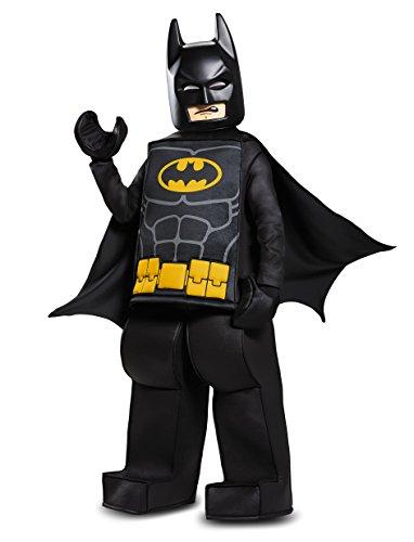 LEGO DISK23742G Prestige DC Comics Disfraz de Batman, para niños, Batman, grande