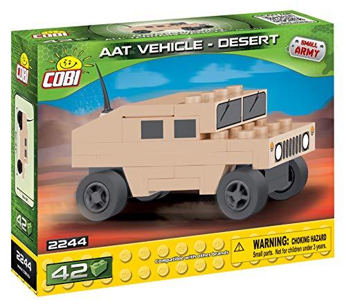 MaĹa Armia 42 el. NATO AAT Vehicle Desert Nano [KLOCKI]