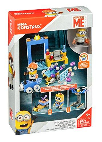 Mega Bloks - Accesorios Gru, mi villano favorito 3 (Mattel DYD38) , color/modelo surtido
