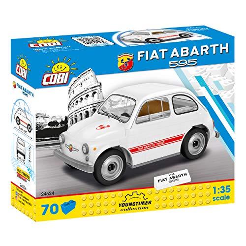 COBI Coches/24524/1965 FIAT 500 Abarth (595) (COB24524)