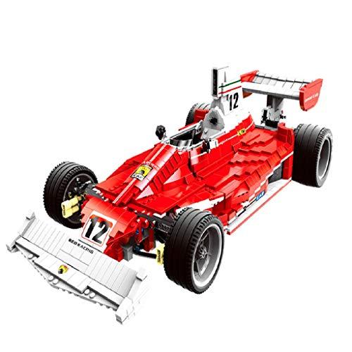 XINGBAO 03023 Red Power Racer - Bloque de construcción con caja original