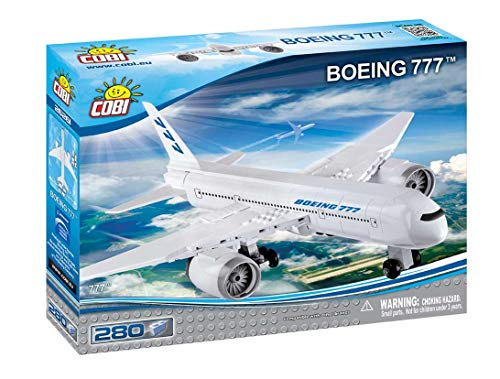 COBI - Boeing 777, Color Blanco (26261)