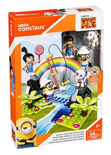 Mattel FDX80 Niño/niña kit de figura de juguete para niños - Kits de figuras de juguete para niños (5 año(s), Niño/niña, Multicolor, De plástico, Dibujos animados, Minions (animated film))