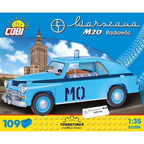 Klocki Youngtimer Collection - Warszawa M20 RadiowĂlz [KLOCKI]