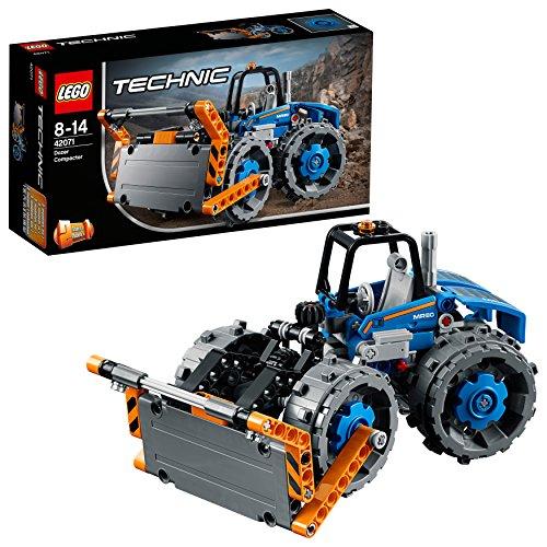 LEGO 42071 Technic Buldócer compactador (Descontinuado por Fabricante)