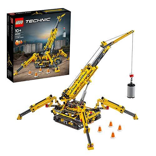 LEGO 42097 Technic Grúa sobre Orugas Compacta (Descontinuado por Fabricante)