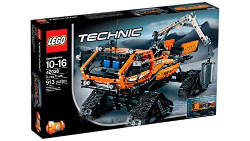 LEGO - Camión Ártico, Multicolor (42038)
