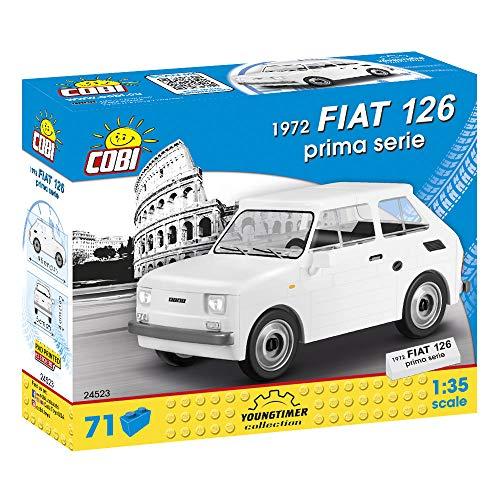 COBI Fiat 126 1972 Prima Serie (71 pcs) (2524523)