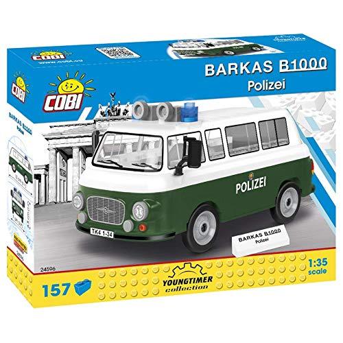 Coches / 24596 / BARKAS B1000 Polizei