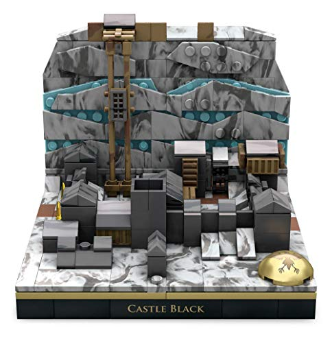 Castillo negro de la guardia de la noche