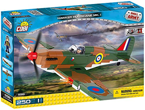 COBI - Hawker Hurricane MK.I, avión (5518) , color/modelo surtido