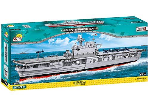 COBI- HC WWII / 4818 / Battleship SCHARNHORST 1: 300 2450 KL. (COBI-4815)