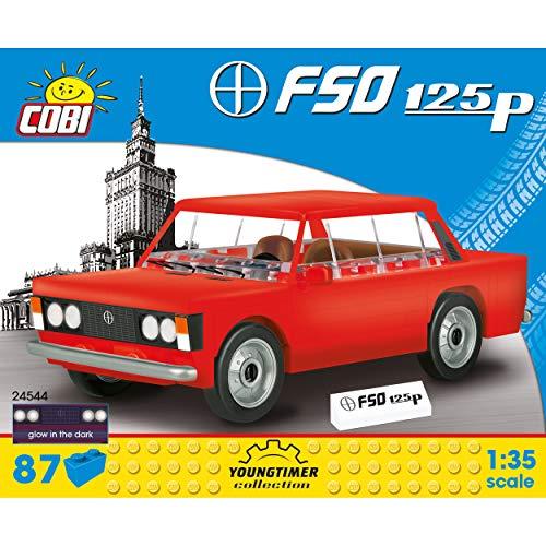 Cobi COB24544 FSO 1.5 ME (89 Piezas) Kit de construcción de ladrillo