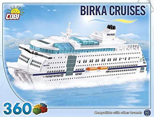 COBI Birka 01944 - Barco cruzado (364)