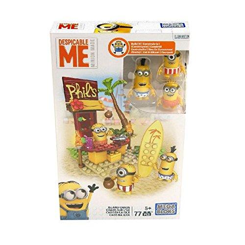 Mattel Mega Bloks DPG70 - Juego de construcción y construcción de Juguetes de construcción