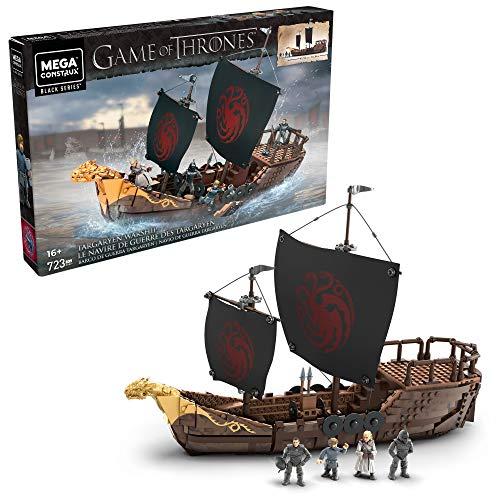 Barco de Guerra Targaryan