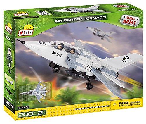 COBI - Avión Air Fighter Tornado, Juego de construcción (2330)