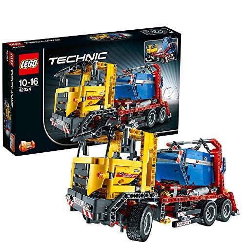 LEGO Technic - Camión contenedor, Juegos de construcción (42024)