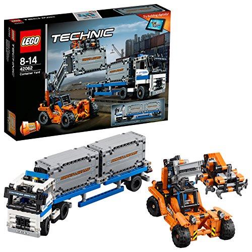 LEGO Technic - Depósito de contenedores (42062)