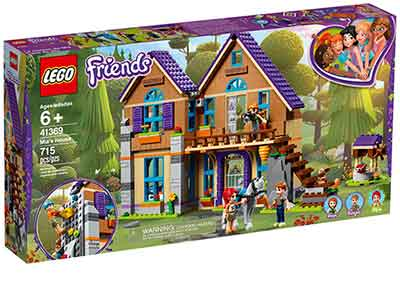 Lego Friends La Casa de Mia