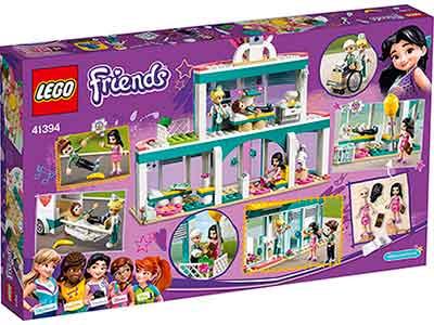 Lego Friends Hospital